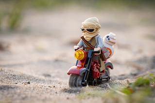 Towards More Dune Adventures