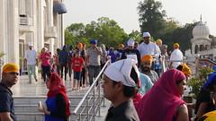 SikhTempleNewDelhi016 (tjabeljan) Tags: india temple sikh newdelhi gaarkeuken sikhtemple gurudwarabanglasahib