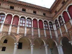 Palazzo Costabili, Biagio Rossetti, Museo Archeologico Nazionale, Ferrara (Pivari.com) Tags: ferrara museoarcheologiconazionale biagiorossetti palazzocostabili