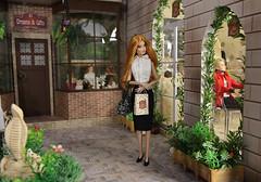 Stone str8 (Rashmiel) Tags: doll barbie diorama dioramascale16
