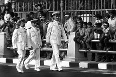 VETERANS WALK (vijvijvij) Tags: navy