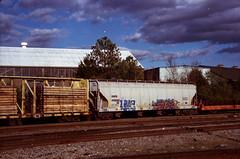 untitled (10 of 12) (Don't Sink) Tags: film train graffiti nikon live stove liver hopper mtc fg benching evots