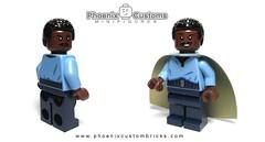 Galactic Scoundrel - Limited Edition (Phoenix Custom Bricks) Tags: brick lego galaxy cape minifig custom scoundrel galactic minifigure