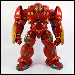 Hulkbuster (Corey's Toybox) Tags: movie toy actionfigure ironman figure marvellegends marvel hasbro series3 hulkbuster hulkbusterbaf hulkbusterbafwave