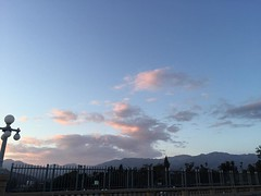 #sunset #colors on #clouds over the #mountains April 30, 2016 at 07:32PM (karolalmeda) Tags: sunset mountains colors 30 clouds over april 2016 instagram ifttt 0732pm