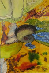 cur ouvert (Leelooart) Tags: art arts association color artiste terrebonne artlove artlover artsvisuels oeuvresdarts artsworks aaavt maryeldupuis
