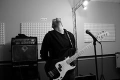 IMG_5310 (PsychopathPh) Tags: la sala musica toscana anima prato nell cantante musicisti prove chitarrista bassista batterista inaudito
