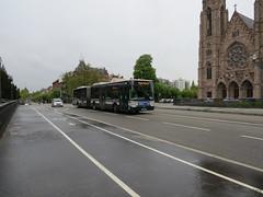Carreira 6 (d.martins89) Tags: bus tram strasbourg transports estrasburgo cts