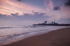 Sun breaks out (Ivon Murugesan) Tags: sea sunlight india nature wet water sunshine sunrise landscape dawn waves natural chennai tamilnadu mahabalipuram mamallapuram waterscapes natgeo letsexplore camerena 121clicks