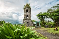 Cagsawa Ruins (-> LorenzMao <-) Tags: church nikon philippines d750 bicol cagsaua cagsawaruins albay tamronlens daragaalbay kagsawa nikond750 tamron1530mm tamron1530mmf28vc kagsawaruins
