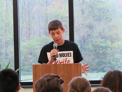 IMG_3748 (mosaic36) Tags: red college early slam poetry write wolves 2016 ecpa