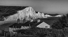 The Seven Sisters (Trigger1980) Tags: sea england sky water sisters chalk nikon cliffs southern seven eastbourne mm 500 f18 seaford hdr the d7000