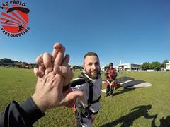 G0074181 (So Paulo Paraquedismo) Tags: skydive tandem freefall voo paraquedas quedalivre adrenalina saltar paraquedismo emocao saltoduplo saopauloparaquedismo