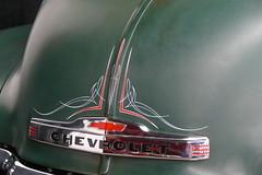 Chevrolet (bballchico) Tags: chevrolet pickuptruck pinstripe portlandroadstershow