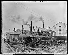 Shipyard crews working on submarines USS Adder and USS Moccasin at Norfolk Navy Yard, April 1904. [14761188] #HistoryPorn #history #retro http://ift.tt/1Nel4ia (Histolines) Tags: history yard norfolk working navy retro april timeline shipyard uss 1904 submarines adder crews moccasin vinatage historyporn histolines 14761188 httpifttt1nel4ia