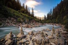Hitos (Prad0) Tags: verde rio austria tirol bosque waterfalls cielo tyrol piedras krimml salzburgo hitos krimmlwasserfalle
