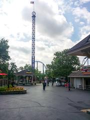 Front of Park (Midgetman82) Tags: kentucky amusementpark louisville kentuckykingdom