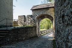 stonewalls (Fay2603) Tags: castle architecture germany deutschland europe outdoor stones sightseeing paving architektur walls schloss stonewalls bogen badenwrttemberg heidenheim