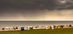 Sturm am Strand (am Hooksieler Binnentief) (Danny Schulz Photography) Tags: storm beach rain strand germany landscape deutschland sand norden land thunderstorm landschaft nordsee gewitter regen wilhelmshaven sturm abendstimmung norddeutschland wangerland landscapephotography hooksiel landschaftsfotografie hooksielerbinnentief