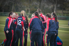 Ladies first v YMCA 28 April 2016