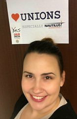 #heartunions Brianna Gregory, Washington USA (nautilus.international) Tags: photo competition international nautilus tuc 2016 heartunions