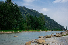 Le Courant de l'eau (- Ali Rankouhi) Tags: sea river iran  gilan     2015  1394