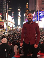 New York City, USA, December 2015