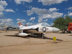 "Douglas F4D-1 (F-6A) Skyray 1 • <a style=""font-size:0.8em;"" href=""http://www.flickr.com/photos/81723459@N04/23883931751/"" target=""_blank"">View on Flickr</a>"