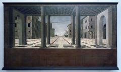 Architectural Veduta, c. 1490