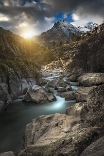 Monte Albanu / U Golu (Corsica)