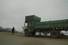Baptist truck (Monterey Indo-Pac Photography) Tags: india transport trucks kohima nagaland