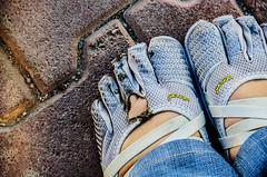 Fuel for it (Melissa Maples) Tags: woman selfportrait feet me turkey nikon shoes asia pavement trkiye melissa antalya burn burnt nikkor maples vr burned afs  firedamage 18200mm  f3556g  18200mmf3556g vibramfivefingers vibrams d5100