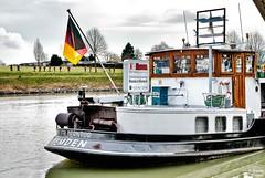 045_BB_Falderntor_HDR (Possy 2016) Tags: natur kanal landschaft sigma105mm datteln bunkerboot sigma105mmf28makro tamron16300mmf3563macro tamron16300mm 45711datteln falderntor