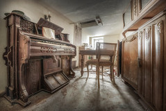 January (alessanyika) Tags: travel light urban sunlight abandoned luz lost ruins key shadows decay piano wideangle forgotten abandonedhouse discarded decrepit filth derelict moods hdr merge decaying sunray crumbling urbex postprocessing abandonedplaces fframe abbandono forgottenplaces decadenza lostplaces photomatix tonemapped abandonee urbanexplorer opuszczony hdrpic elhagyatott hdraddict detailsofdecay cc2014 abandonedjunkies nikond750