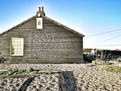 Dungeness (padraic collins) Tags: uk kent dungeness derekjarman prospectcottage englishchannel johndonne thesunrising theshinglehouse