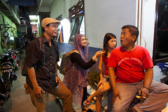 A Shared Passion for Helping Others (The Global Fund) Tags: youth indonesia aids hiv risk jakarta wife volunteer prevention stigma outreach global brothel fund vulnerable sexworker husban globalfund