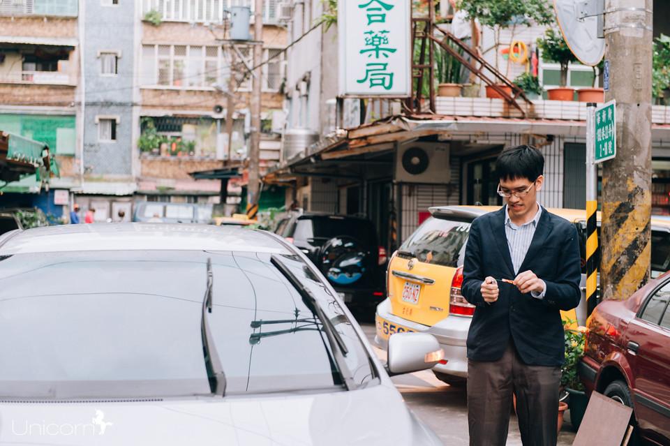 《婚攝》子峯 & 溫溫 / 青青食尚花園會館