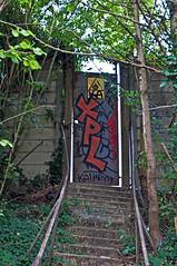 XPL (D_Alexander) Tags: uk england london graffiti northwestlondon