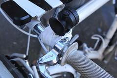 Courier Boyd Littell and his work bike-6.jpg (BikePortland.org) Tags: couriers messengers workbike bikemessengers boydlittell