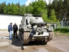 "Pansarvarnskanonvagn m-43 1 • <a style=""font-size:0.8em;"" href=""http://www.flickr.com/photos/81723459@N04/24303728316/"" target=""_blank"">View on Flickr</a>"