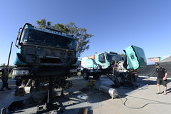 Rest Day (IVECO) Tags: offroad outdoor rally camion trucks dakar iveco uyuni rallyraid