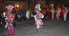 Marching Happy (BKHagar *Kim*) Tags: street glitter shiny colorful band parade marching napoleon mardigras sequins krewedetat prytania detat bkhagar