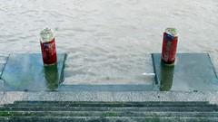 3 - Alfortville Bord de Marne, poteaux tts (melina1965) Tags: water stairs nikon eau stair ledefrance february escalier fvrier escaliers valdemarne 2016 alfortville d80 photoscape
