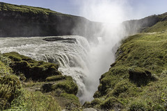 Fissure (E.K.111) Tags: nature waterfall iceland nationalpark outdoor