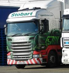 PO65UWD H2421 Eddie Stobart Scania 'Agatha Florence' (graham19492000) Tags: eddie scania stobart eddiestobart h2421 po65uwd agathaflorence