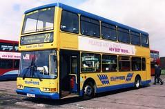 Yellow Buses 412 (Vernon C Smith) Tags: bus buses yellow rally 2006 cobham