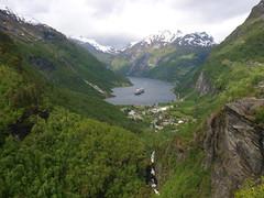 Geiranger Norwegen (kaundut) Tags: norwegen nor geiranger
