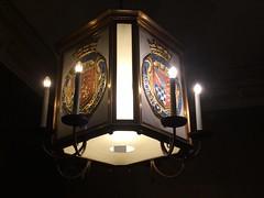 Charterhouse lamp (Matt From London) Tags: lamp glow charterhouse