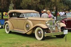 5th Annual San Marino Motor Classic (USautos98) Tags: 1932 packard phaeton dualcowl