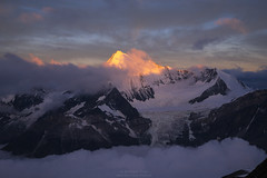 First light at Weisshorn N1 (Bernhard_Thum) Tags: alps nature sunrise earlymorning wallis nationalgeographic weisshorn carlzeiss thum rockpaper bishorn elitephotography landscapesdreams alemdagqualityonlyclub capturenature daarklands pinnaclephotography bernhardthum sonyrx100ii